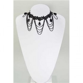ras-necklace-neck-black-lace-and-beads-l32-40cm-67366